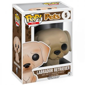 Figura de Labrador Retriever (Mascotas)