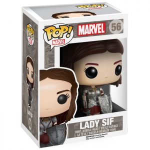 Figura de Lady Sif (Thor The Dark World)