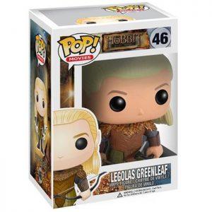 Figura de Legolas Hoja Verde (El Hobbit)