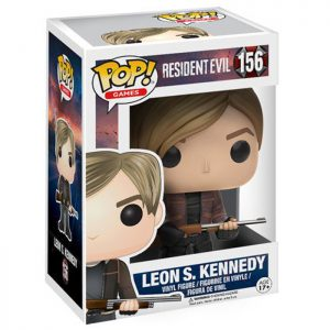 Figura de Leon S. Kennedy (Resident Evil)