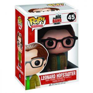 Figura de Leonard Hofstadter (The Big Bang Theory)