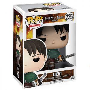 Figura de Levi (Ataque a los Titanes)