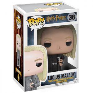 Figura de Lucius Malfoy (Harry Potter)