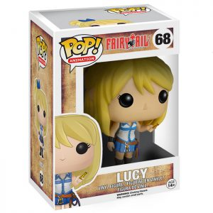 Figura de Lucy (Fairy Tail)