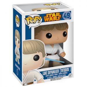 Figura de Luke Skywalker Tatooine (Star Wars)