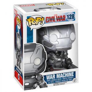 Figura de máquina de guerra (Capitán América Civil War)