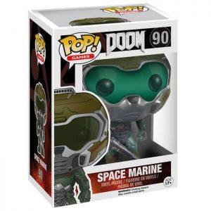 Figura de marine espacial (Doom)