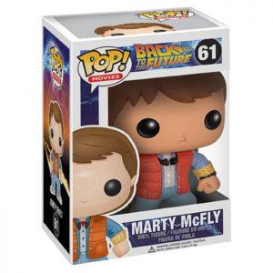 Figura de Marty McFly (Regreso al futuro)