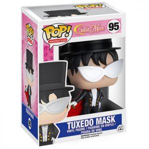 Figura de máscara de esmoquin (Sailor Moon)