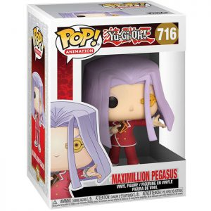 Figura de Maximillion Pegasus (Yu-Gi-Oh!)