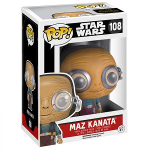 Figura de Maz Kanata (Star Wars)