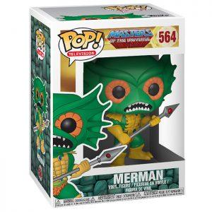 Figura de Merman (Masters del Universo)