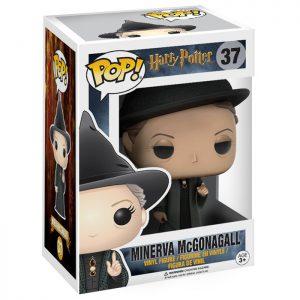 Figura de Minerva McGonagall (Harry Potter)
