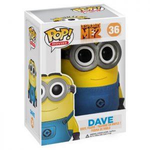 Figura de Minion Dave (GRU: Mi Villano Favorito 2)