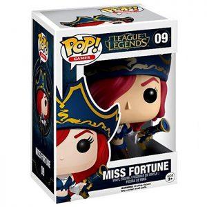 Figura de Miss Fortune (League Of Legends)