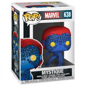 Figura de mística (Marvel)