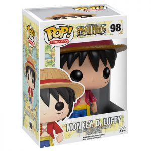 Figura de Monkey D. Luffy (One Piece)