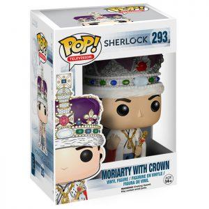 Figura de Moriarty con Corona (Sherlock)