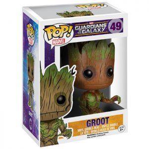 Figura de Mossy Groot (Guardianes de la Galaxia)