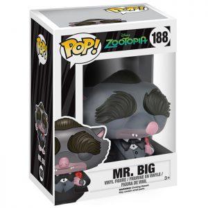 Figura de Mr Big (Zootrópolis)