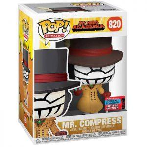 Figura de Mr Compress (My Hero Academia)