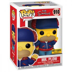 Figura de Mr Plough (Los Simpson)