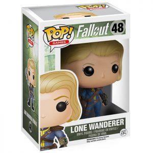 Figura de Mujer Lone Wanderer (Fallout)