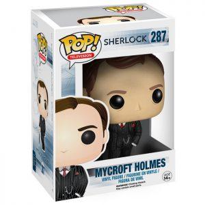 Figura de Mycroft Holmes (Sherlock)