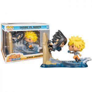 Figura de Naruto VS Sasuke (Naruto Shippuden)