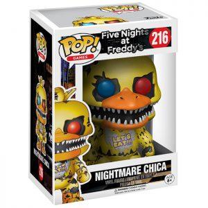 Figura de Nightmare Chica (Cinco Noches en Freddy's)