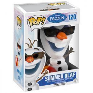 Figura de Olaf de verano (Frozen)