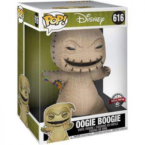Figura de Oogie Boogie de gran tamaño (Pesadilla Antes de Navidad)