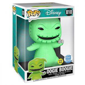Figura de Oogie Boogie de Gran Tamaño GID Brilla en la Oscuridad (Pesadilla Antes de Navidad)