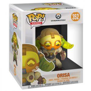 Figura de Orisa (Overwatch)