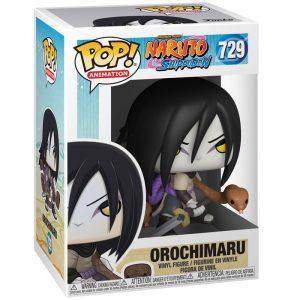 Figura de Orochimaru (Naruto Shippuden)