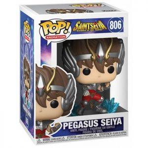 Figura de Pegasus Seiya (Caballeros del Zodíaco)