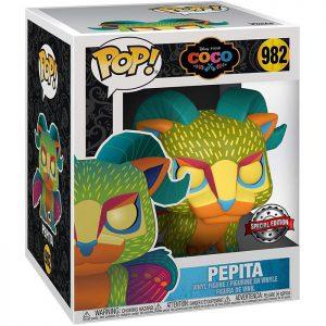 Figura de Pepita gigante (Coco)