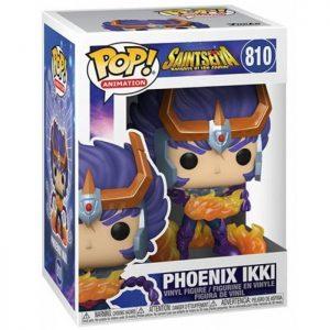 Figura de Phoenix Ikki (Caballeros del Zodíaco)