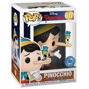 Figura de Pinocho (Pinocho)