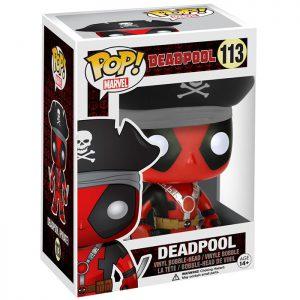 Figura de pirata de Deadpool (Deadpool)