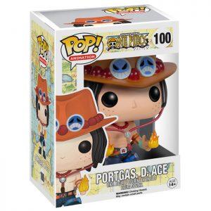 Figura de Portgas D. Ace (One Piece)