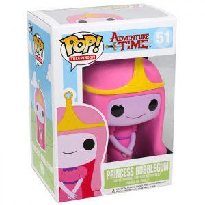 Figura de Princesa Bubblegum (Hora de Aventuras)