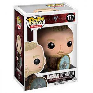 Figura de Ragnar Lothbrok (Vikingos)