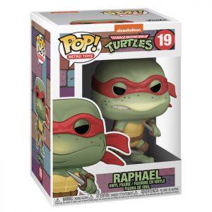 Figura de Raphael (Las Tortugas Ninja)