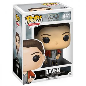Figura de Raven Reyes (Los 100)