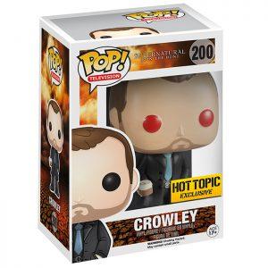 Figura de Red Eye Crowley (Supernatural)
