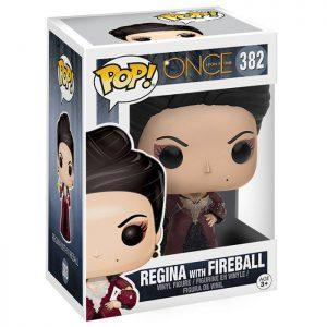 Figura de Regina con bola de fuego (Érase una vez)