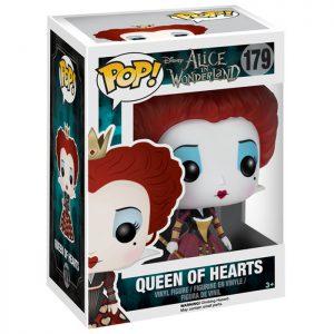 Figura de Reina de corazones (Alicia en el País de las Maravillas)