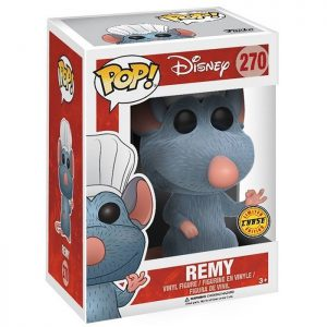 Figura de Remy flocado (Ratatouille)