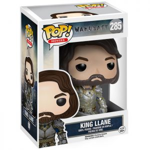 Figura de rey Llane (Warcraft)